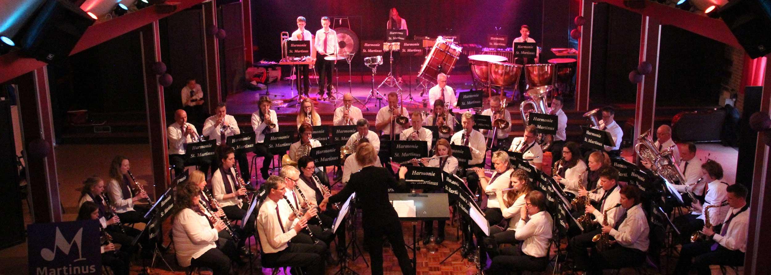 Harmonie Martinus Groot orkest